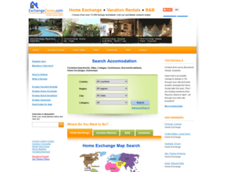 exchangezones.com screenshot