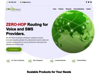 excila.com screenshot