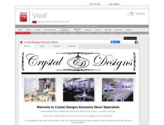 exclusivedecor.co.za screenshot
