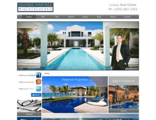 exclusivesouthflorida.com screenshot