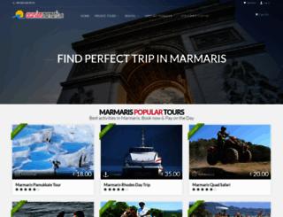 excursionsmarmaris.net screenshot