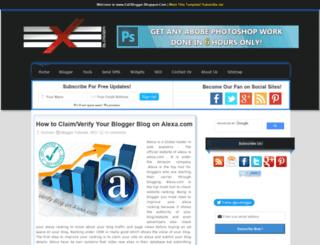 exeblogger.blogspot.in screenshot