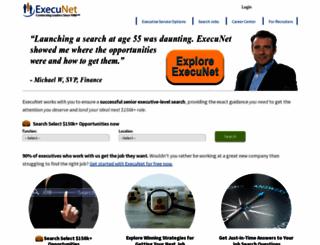 execunet.com screenshot