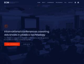executive-conference.com screenshot