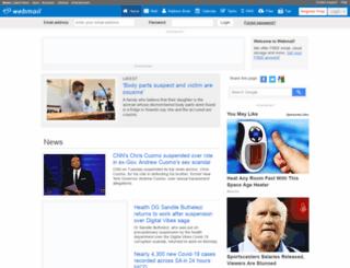 executivemail.co.za screenshot