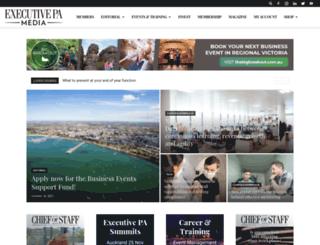 executivepa.com screenshot
