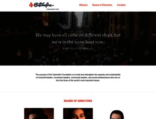 executivesinaction.org screenshot