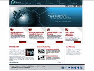 exedynamics.com screenshot