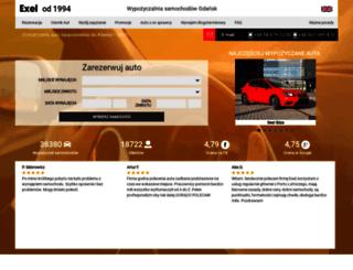 exel.gda.pl screenshot