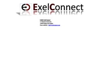 exelconnect.com screenshot