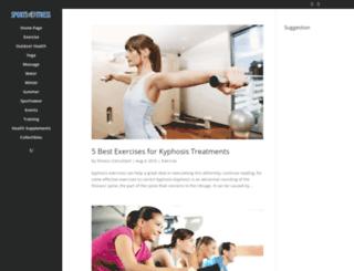 exercise.sportsxfitness.com screenshot