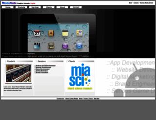 exetermedia.com screenshot