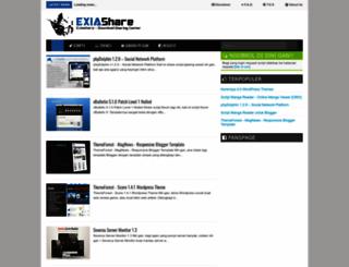 exiashare.blogspot.com screenshot