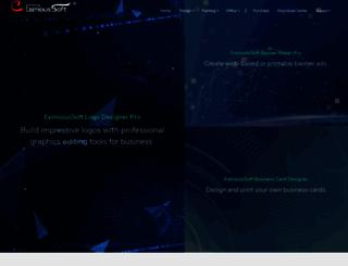 eximioussoft.com screenshot