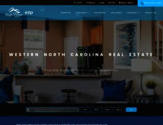 exitasheville.com screenshot