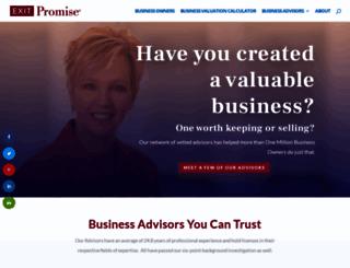 exitpromise.com screenshot