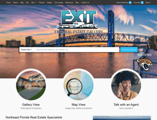 exitrealestategallery.com screenshot
