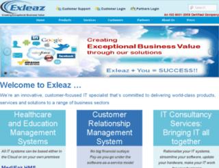 exleaz.com screenshot