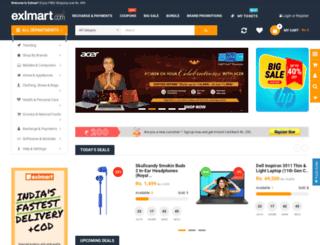 exlmart.com screenshot