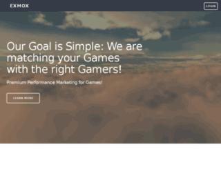 exmox.xomxe.com screenshot