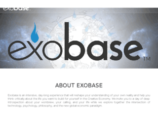 exobase.exosphe.re screenshot
