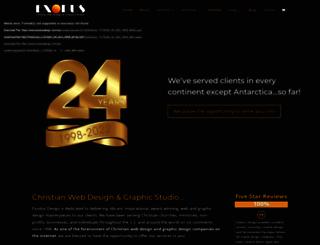 exodusdesign.com screenshot