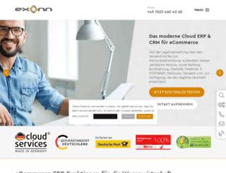 exonn.de screenshot