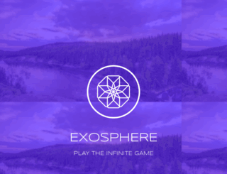 exosphe.re screenshot
