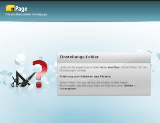 exotische-patrnervermittlung.de screenshot