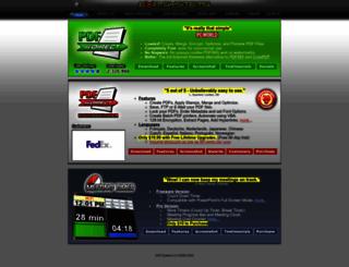 exp-systems.com screenshot