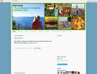 expatliv.blogspot.no screenshot