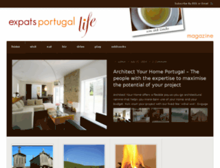 expatsportugallife.com screenshot
