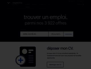 expectra.fr screenshot