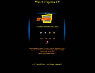 expediatv.info screenshot