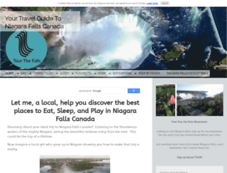experience-niagara-falls-canada.com screenshot