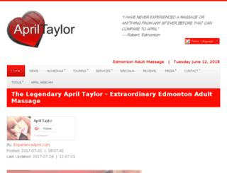 experienceapril.com screenshot