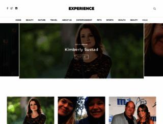 experiencefestival.com screenshot