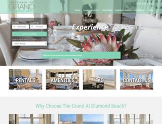 experiencethegrand.com screenshot