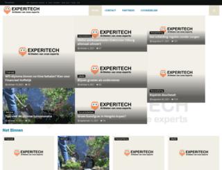 experitech.nl screenshot