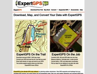Access expertgps com  ExpertGPS - GPS Mapping Software for Garmin