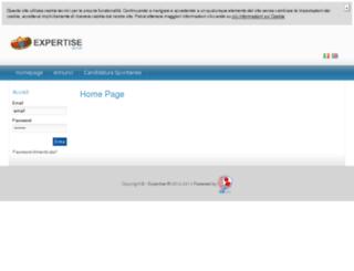 expertise.hrweb.it screenshot