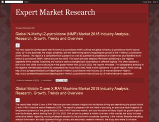 expertmarketresearch.blogspot.in screenshot