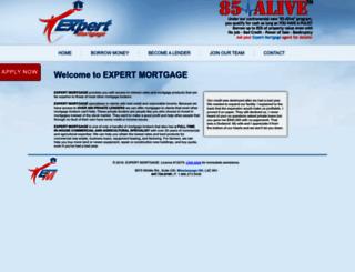 expertmortgagebroker.ca screenshot