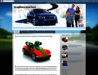 expertofinsurance.blogspot.com screenshot