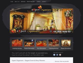 expertorganisers.com screenshot