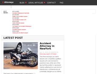 experts-attorneys.com screenshot