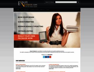 expertsubjects.com screenshot