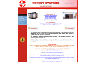 expertsystemspune.com screenshot