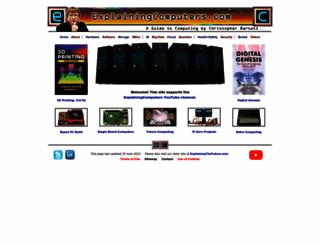 explainingcomputers.com screenshot