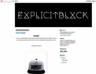 explicitblxck.blogspot.sg screenshot